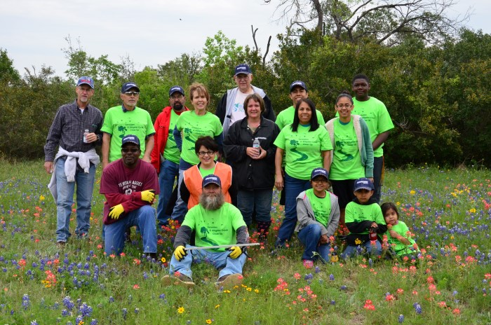 Second Annual Cleanup Event April 5, 2014